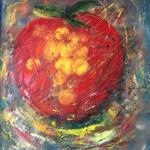 Fruit explosion,18'x 22'', Oil, $400,Elsy Torres(etorres337@hotmail.com)