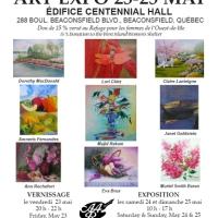 2008-05 Spring Art Show