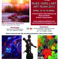 2013-04 Spring Art Show