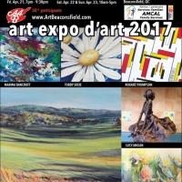 2017-04 Spring Art Show