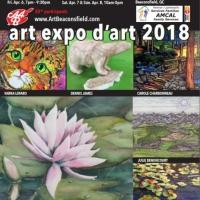 2018-04 Spring Art Show