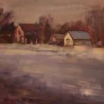 Winter Farm Trois-Rivières